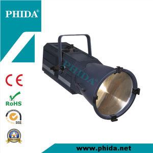 Professional 2500W Ultra-Long Distance Profile Spotlight, Aspherical Spot Light
