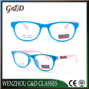 Colorful Fashion Tr90 Eyewear Eyeglass Kids Optical Glasses Frame 5625 pictures & photos
