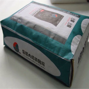 Kraft Paper Laminated PP Woven Valve Bag for Chemicals pictures & photos