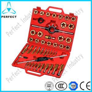 High Quality 45PCS Metric Size Tap and Die Set pictures & photos