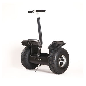 2015 Best Selling Human Transporter Electric Chariot Scooter pictures & photos