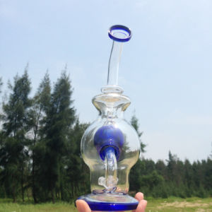 Amazing Wonderful Hookah Shicha Style Glass Smoking Water Pipes (ES-GB-257) pictures & photos