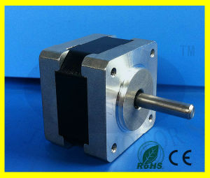 2 Phase Hybrid Stepper Motors NEMA14 1.8 Degree Jk35hy34-1004 pictures & photos