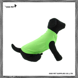 Basic Dog Tees Dog Tank Tops Spt6002-5 pictures & photos