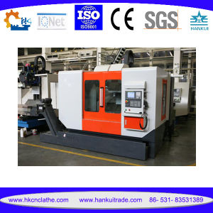High Rigidity CNC Hard Rail Vertical Milling Machining Vmc1270L pictures & photos
