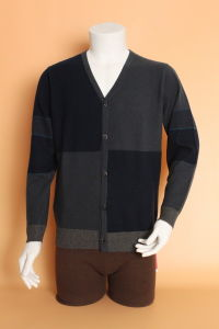 Yak Wool Cardigan Garment/Cashmere Clothing/Knitwear Clothes/Fabric/Wool Textile pictures & photos