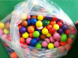 Colorful LED Golf Balls, Bulk Golf Balls with Logo pictures & photos