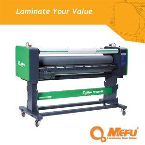 Mefu Mf1350-B2 1270mm Pneumatic Rigid Material Heat Assist Flatbed Laminator pictures & photos