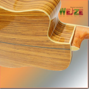 "41""High Grade Spruce Plywood Acoustic Guitar pictures & photos"