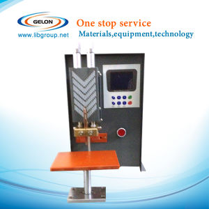 Battery Tab Welding Machine for Lithium Battery Pack for Nickel Tags Thickness of 0.1-0.15mm (GN-2118) pictures & photos