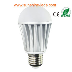 2014 Hot Sell 7W RGB/Warm White WiFi Controlled LED Bulb pictures & photos