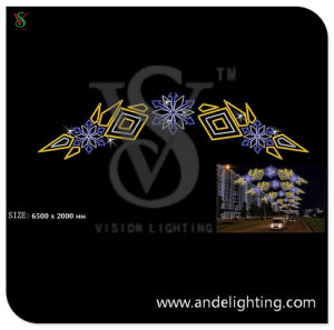 New Design LED Cross Street Light for Outdoor Decoration pictures & photos