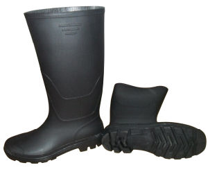 PVC Rain Boots with CE Approved W/O Steel pictures & photos