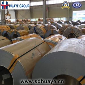 Huaye Grade 201 Prime Stainless Steel Strips pictures & photos