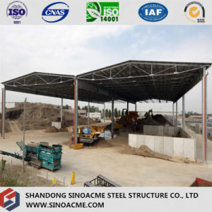 Prefabricated Steel Frame Building for Heavy Industry pictures & photos