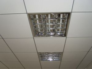 Ceiling Grid (32-24) for PVC Gypsum ceiling Tiles pictures & photos