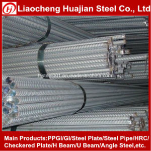 6-12m Length BS, ASTM, JIS Standard Steel Rebar for Construccion pictures & photos