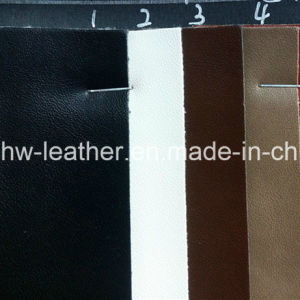 Popular High Stretch PU Leather for Garments (HW-1638) pictures & photos