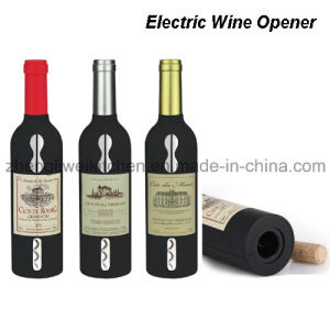 Deluxe Electric Wine Opener 600158 pictures & photos