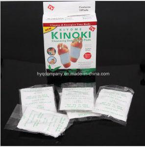 Kinoki Food Pad Bamboo Detox Foot Patch pictures & photos