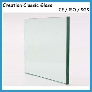 China Manufacturer of 3.2mm-6mm Clear Tempered Glass/CCC/Ce pictures & photos
