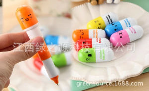 Greensource, High Quality Low Price Heat Transfer Film for Pill Ball Pen pictures & photos