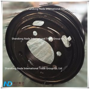 7.5-20 Tube Rim TBR Truck Steel Wheel with TS16949/ISO9001: 2000 pictures & photos