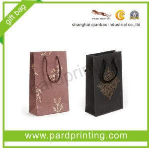 Kraft Paper Shopping Craft Bag (QBC-1403)
