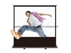 Motorized Floor Screen Portable Projection Screens