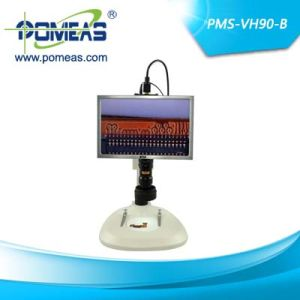 High Resolution Video Microscope for Optical Inspection