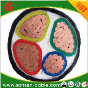 Low Voltage 16mm2 PVC Insulated and Jacket Copper VV Energy Cable for Industry pictures & photos