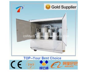 Advanced Dehydrating and Degassing of Transformer Oil Oil Treatment (ZYD-I) pictures & photos