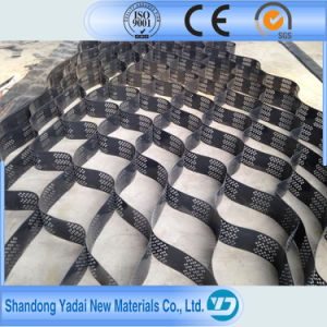 HDPE Soil Gravel Stabilizer Geocell for Raodbed, Slope, Railway Construction pictures & photos