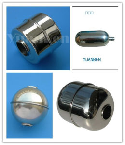 Float Ball with Metal Material of Resist High Pressure and High Temperature