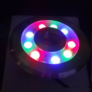 Top Quality 9W/27W LED Underwater Fountain Ring Lamp pictures & photos