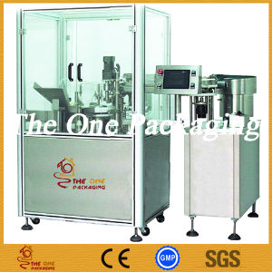 New Condition Automatic Type Perfume Spray-Type Filling Capping Machine, Lotion Filling Machine pictures & photos