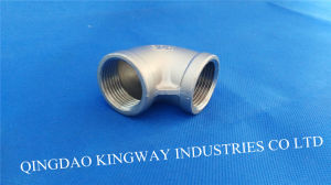 Stainless steel Elbow 90 (LB 90) pictures & photos
