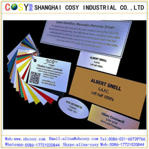 Excellent Thermoplastic Polymer ABS Double Color Sheet/ABS Plastic Sheet for Engraving pictures & photos