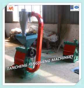 6NF Series Small Scale Home Use Rice Mill Polisher pictures & photos