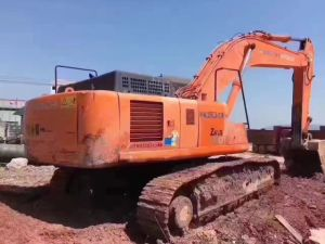 Working Condition Used Excavator Hitachi Zx450-6 pictures & photos