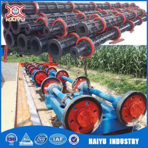 Ethiopia Standard Concrete Electric Pole Machine pictures & photos