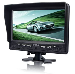 7inch Car LCD LED Monitor pictures & photos
