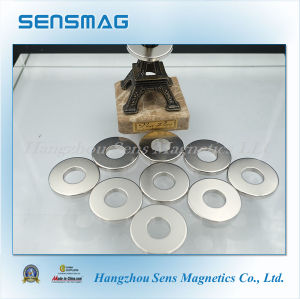 Manufacture N48m Permanent NdFeB Ring Magnet Alternator pictures & photos