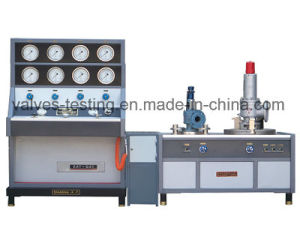 Set Pressure Pressure Safety Valves Testing Machine for Refinery Industry pictures & photos