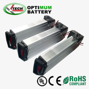 High Power LFP E-Bike Battery Pack 36V 10ah pictures & photos