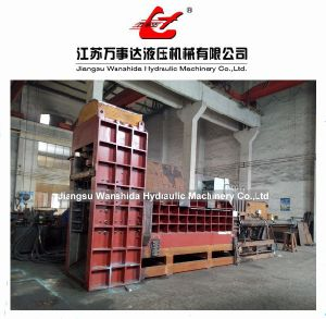 Metal Baling and Shearing Machine