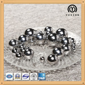 50mm G40 AISI 52100 Chrome Steel Ball for Slewing Ring Bearing pictures & photos