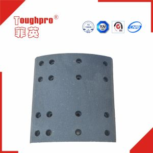 Heavy Duty Truck Brake Lining Wva: 19017 Bfmc: 4644 pictures & photos