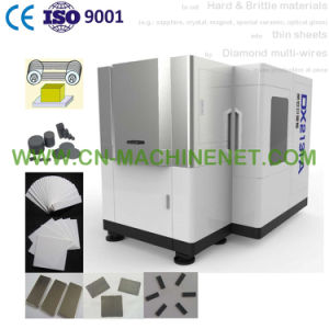 Automatic (Diamond) Multiwire Saw Precision Cutting Machine to Cut Silicon etc. pictures & photos