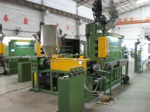Plastic PVC and PE Extrusion Production Line